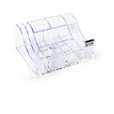 DESK ORGANIZER CON DISPENSER
