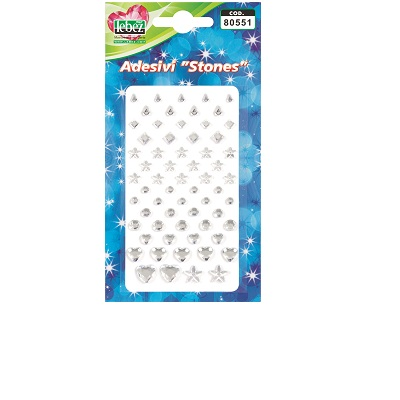 STICKERS CRYSTAL STONES
