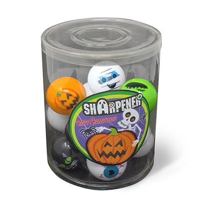 TEMPERINO HALLOWEEN BALL 24 PZ